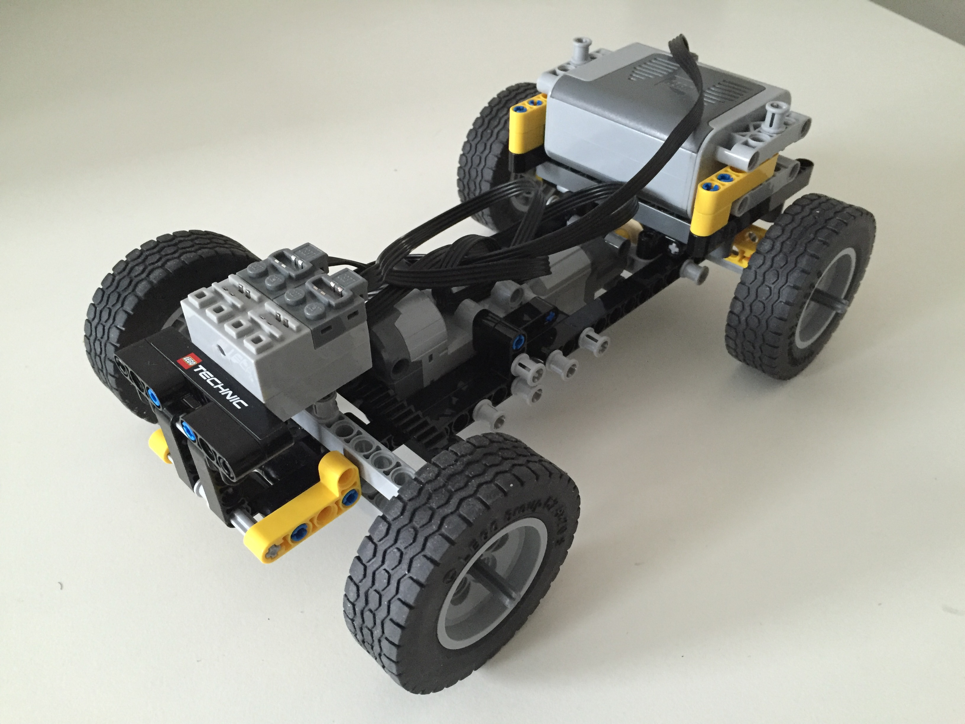 RC Car Frame 2